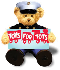 toys for tots gets underway in hton