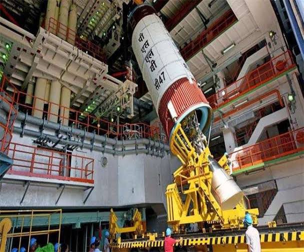Image result for pslv c47""