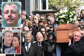 Aaron Henderson's funeral sees hundreds gather to pay respect to Irish lad  beaten to death in Magaluf