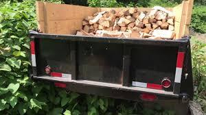 homemade dump trailer is plete how