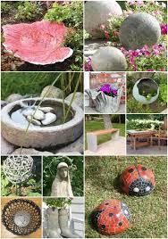15 near genius diy concrete ornaments