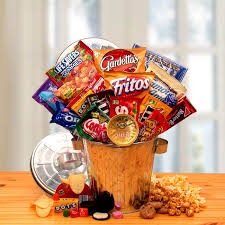 snack survival gift can gift baskets