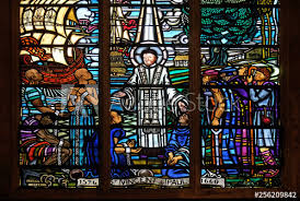 saint vincent de paul stained glass