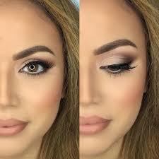 natural makeup looks in 2020 wedding