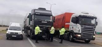 Resultado de imagen para Restringen la circulación de camiones por rutas nacionales