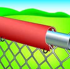 Fence Guard Protective Covers For Baseball Chainlink Fence
