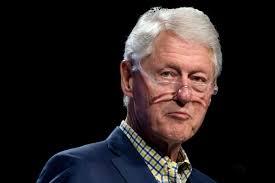 Jeffrey Epstein Owned Portrait of Bill Clinton Wearing a Blue ...