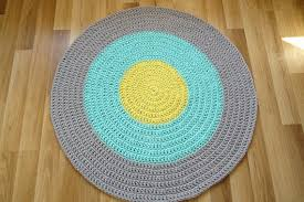 Round Braided Rug Round Rug Round Kids Room Rug Braided Etsy