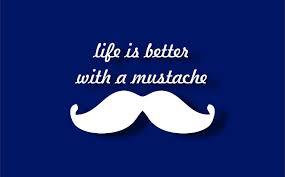 hd wallpaper mustache aero vector