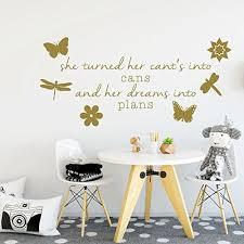 Butterflies Dragonflies And Flowers Vinyl Wall Decal Customvinyldecor Com