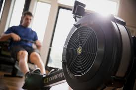 the best rowing machine workouts concept2