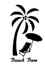 Pin On Beach Life Stencils