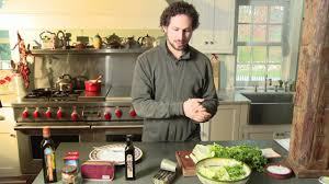 TheIngredientFinder.com's Chicory and Nail Sardines with Adam Halberg -  YouTube