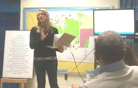 Digital Notebook: A Teacher Walk-Out in Pottstown .. Sort Of