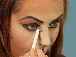 halloween makeup tutorial cat