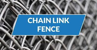 All Of The Chain Link Fence Parts You Ll Ever Need In Stock