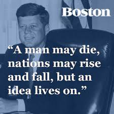 jfk quotes to live by