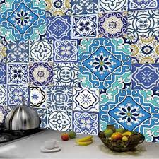 20pcs Waterproof Mosaic Tile Sticker Wall Decal Home Wedding Decor A 15x15cm For Sale Online Ebay
