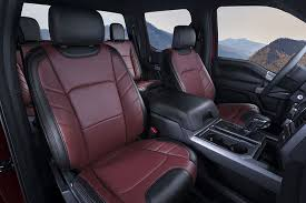 ford f150 seat covers leather seats