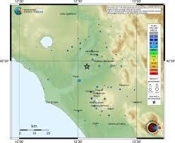 Terremoto in provincia di Roma, M 3.3, 11 maggio 2020 – INGVterremoti