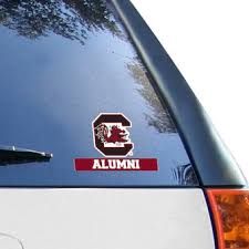 University Of South Carolina Car Decals Decal Sets South Carolina Gamecocks Car Decal Shop Gamecocksonline Com
