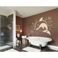 Shop Jumping Dolphin Wall Decal Overstock 11550650