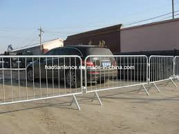 China Rental Tempofor Crowd Control Barriers Pedestrian Barriers Tempofor Fence Photos Pictures Made In China Com