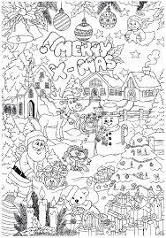 Block Poster Kerst Blockposters Mirelle Creametkids