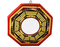 concave bagua mirrors in feng shui