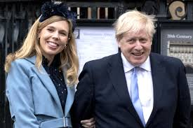 Boris Johnson and Carrie Symonds name son Wilfred with tribute to 'doctors  who saved PM's life' | The Independent