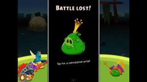LOST FAIL SCREEN Angry Birds Epic - Castle: Cobalt Pig Castle ...