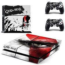 Amazon Com Mightysticker Ps4 Designer Skin Game Console P 2 Controller Decal Vinyl Protective Covers Stickers F Sony Playstation 4 Gow God Of War 3 Ascension Kratos Master Ghost Sparta Warrior Olympus