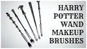 wizard wand makeup brushes review