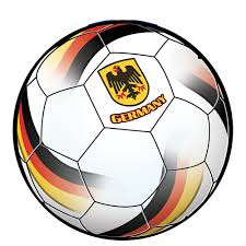 Germany Soccer Ball Sticker 5 1 4in Party City