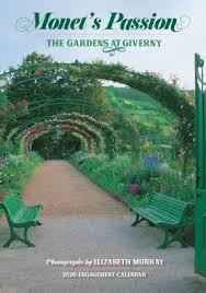 gardens at giverny engagement calendar