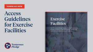 exercise facilities guidelines