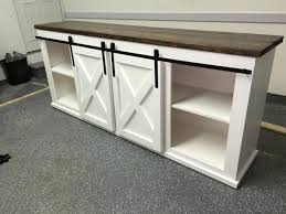 grandy sliding door console furniture