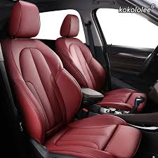 kokololee custom leather car seat cover