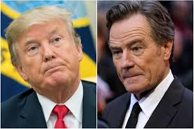 Bryan Cranston: 'F—k you' to anyone who wants Trump to fail   Page Six