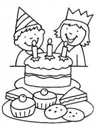Kleurplaten Verjaardag Nu Printen Kleuren Topkleurplaat Nl