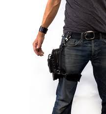 marquis drop holster black