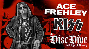 Part 5 – The Disc Dive explores the discography of KISS with Ace Frehley -  Knotfest