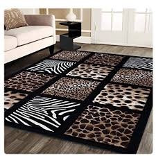 animal print area rugs com