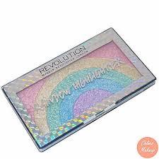 makeup revolution vegan rainbow