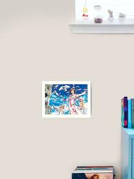 Aria The Origination Art Print By Varus Art Redbubble