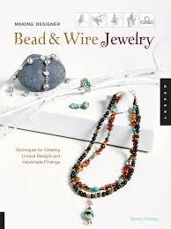making designer bead wire jewelry