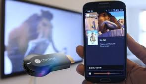 how to mirror android phone to tv