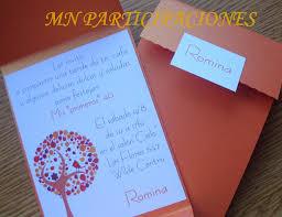 Invitaciones De Cumpleanos En Color Naranja Hacer Invitaciones