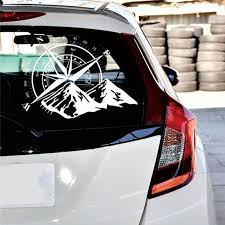 Off Road Compass Streetbadge