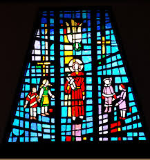 our stained glass windows church of